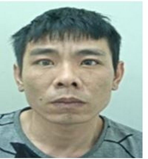 Hung Pham, a member of the Vietnamese gang caught running cannabis farms in the northwest