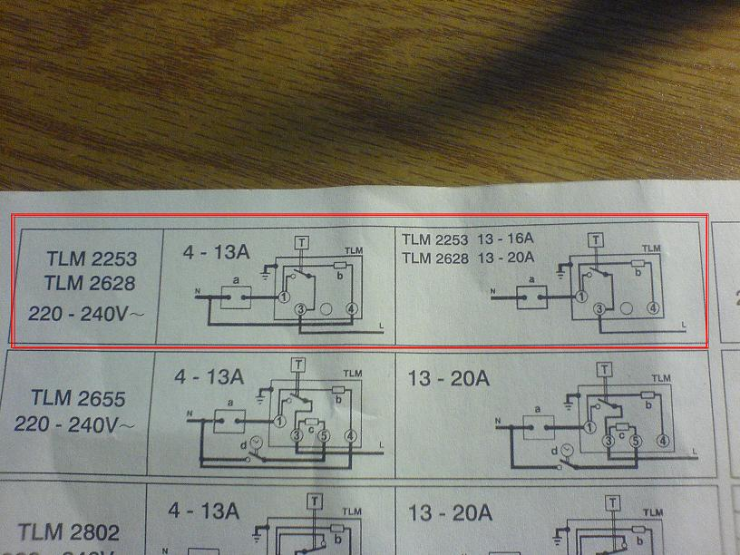 Satchwell thermostat wiring diagram