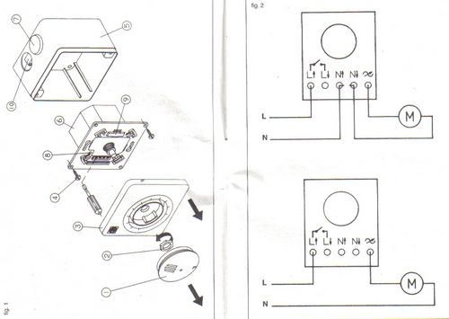 s u0026p fan speed controller - design and location