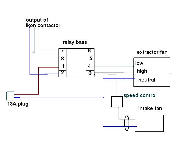 adjusting 2speed vortice extractor - d i y  kit