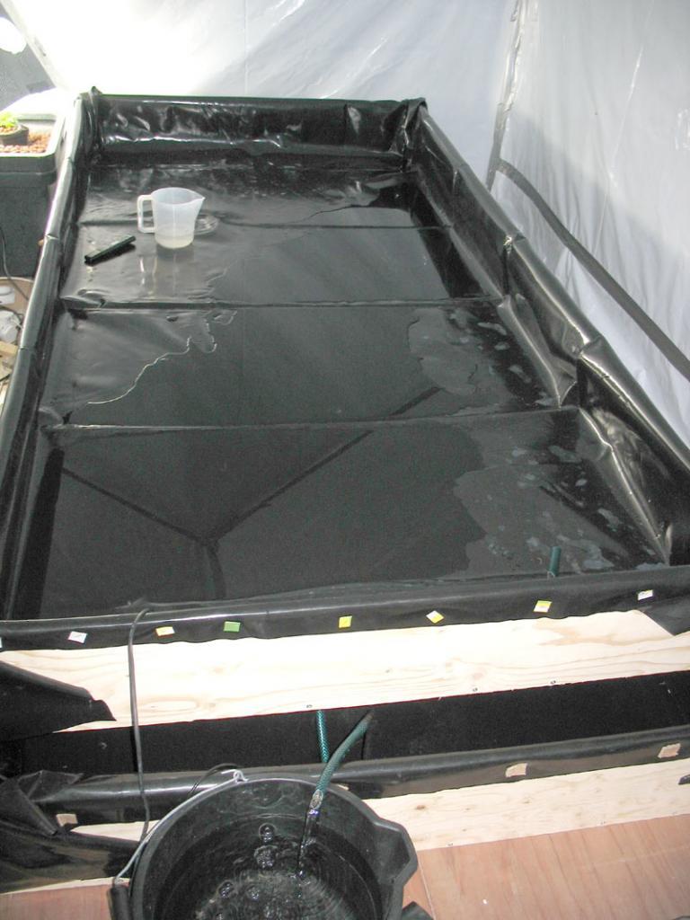 Diy 4x8 Flood And Drain Tank D I Y Kit Uk420