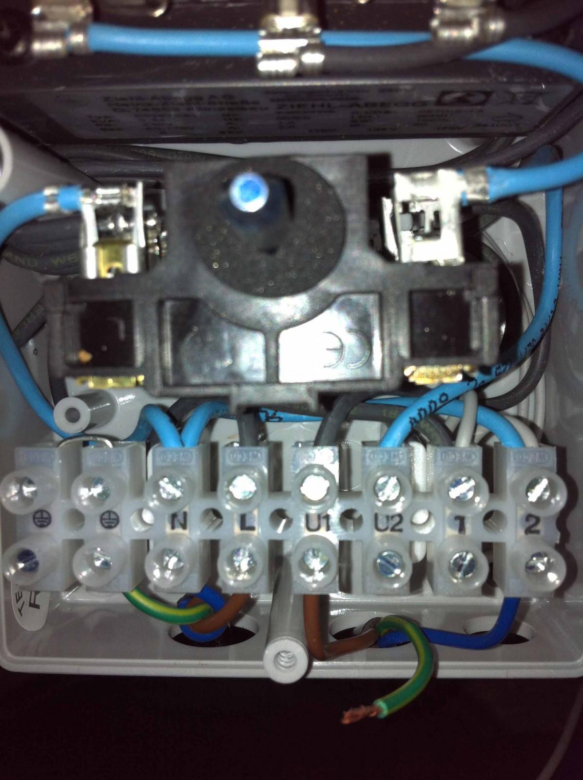 [DIAGRAM_38DE]  Help Wiring a Ziehl-Abegg STR Voltage Controller - Environment - UK420 | Ziehl Abegg Motor Wiring Diagram |  | UK420