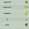 Emoticon Codes 6