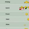 Emoticon Codes 10