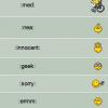 Emoticon Codes 4