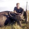 Brave white hunter