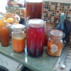 Beet Kvass plus other ferments