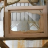 wagon Top opening window