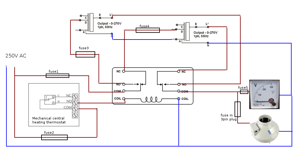 Unique Variac Wiring Diagram Photos - Schematic Diagram Series ...