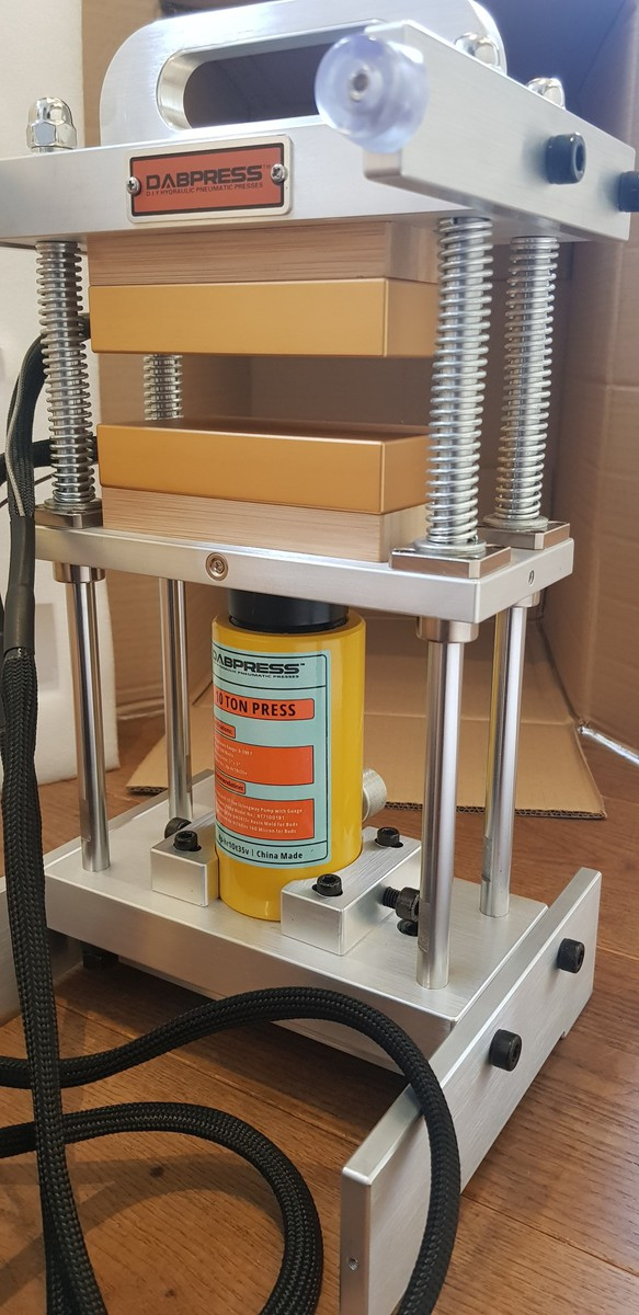 Driptech Rosin Press - Hash & Oil - UK420