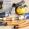 Egzoset's Customized VG Aluminium Classic Handle with Copper O-Ring
