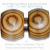 "Egzoset's LavaWand ""Plan-B"" Capsule Concept"