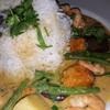 Thai curry.