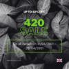 420 sale diyleduk