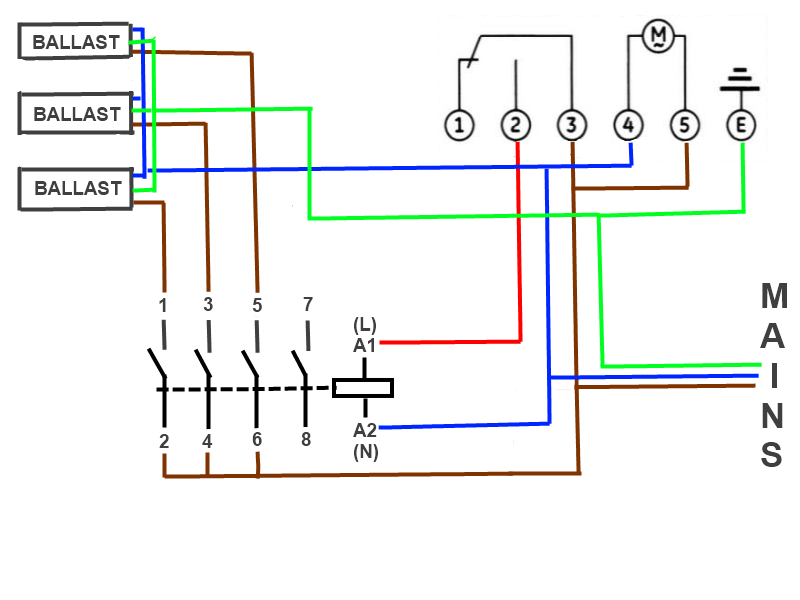 post 52677 1265935257 wiring diagram for lighting contactors circuit and schematics contactor relay wiring diagram at bakdesigns.co