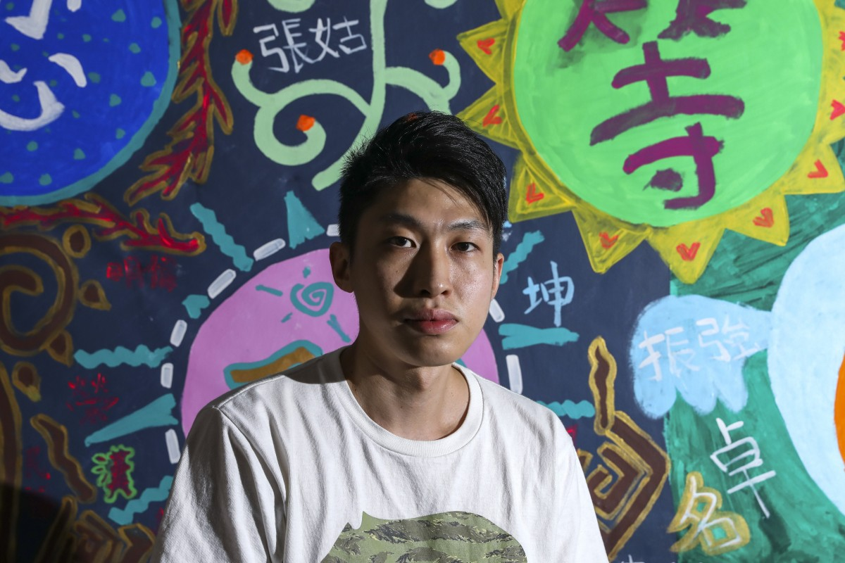 Leung Chun-wing is hoping young people will learn from his experiences of taking drugs. Photo: K.Y. Cheng