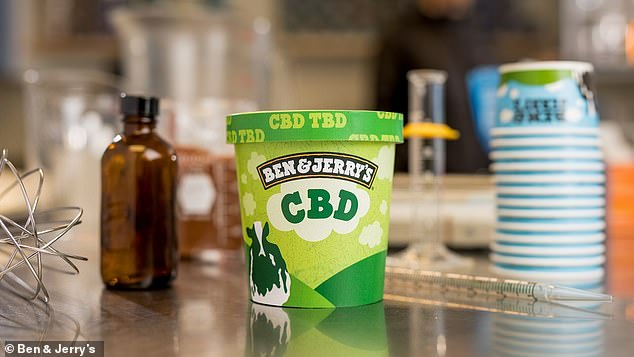 Ben & Jerry's is pushing its fans to advocate for legalizing CBD at the hearing so it can proceed with its CBD-infused ice cream flavor