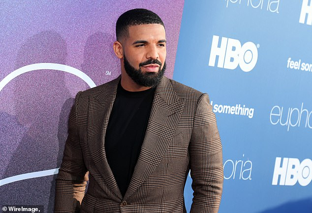 The rap artist Drake (pictured) is the latest celebrity to enter the budding marijuana industry, partnering with pot-producing powerhouse Canopy Growth