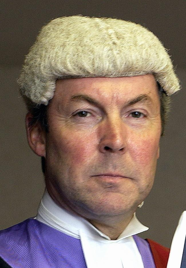 Judge Jonathan Durham Hall